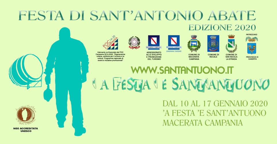 Festa di Sant'Antonio Abate edizione 2020