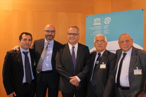 Rinnovo dell'Accreditamento UNESCO per l'Associazione Sant'Antuono & le Battuglie di Pastellessa