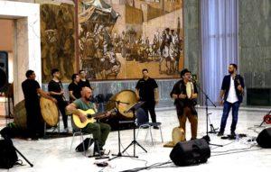 """Esce """"Lùce argiénto"""", il brano di Pastellesse Sound Group dedicato alla Madonna e a Papa Francesco"""