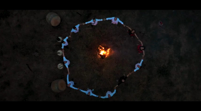 Suoni Antichi - Videoclip 'U fuoco 'e 'sta passione