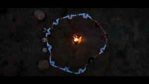 'U fuoco 'e 'sta passione, online il nuovo videoclip di Suoni Antichi