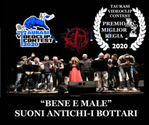 Ai Suoni Antichi il Premio Miglior Regia al Taurasi Videoclip Contest 2020